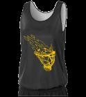 654 Women's Reversible Basketball Jerseys