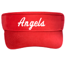 angels - Custom Heat Pressed Sun Visors Otto Cap 60-263 22C7C940B32D