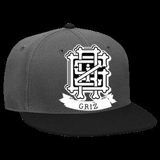 42167459242b6 Katt - Custom Embroidered Snapback Flat Bill Hat - 125-978 37BD5B9C46WL
