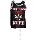 NUPE-DUECEKLUB-11 - Custom Heat Pressed Old School Basketball Jersey - 1426 6CE457274A3F