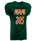 redesign 53195 - Custom Heat Pressed Adult Football Uniforms Express Shipped - 1353 56CAEA948A5D