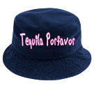 Tequila Porfavor - Custom Heat Pressed Short Brim Custom Bucket Hats - 961 32C792CF8970