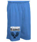 "meadowvale - Custom Heat Pressed Teamwork Athletic Youth Fadeaway Tricot Basketball Short - 7 "" inseam - 4414 80E1B0F76F11"