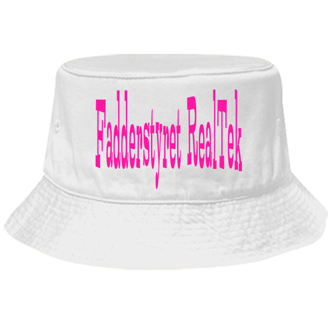 f30685be6e2 Fadderstyret-‰ - Custom Embroidered Bucket Hat Otto Cap 16-096 D782B34D98D1