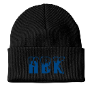 "HBK-Brizzle -Brizzle  - Custom Embroidered 3"" Fold Up Cuff Beanie - CP90 CEAEBBE912DB"