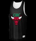 CMCFIGUEROA23 Sportek Adult Reversible Basketball Jersey