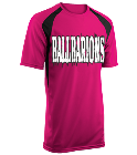 BALLBARIONS-COLOMBO-35-HBWFL-HBWFL - Custom Heat Pressed Adult Baseball Tee Torrent Tech - 1023 4654FDF0459E