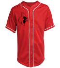 EIC Jeresy - Custom Heat Pressed Teamwork Athletic Full Button Baseball Jersey - 1860B 3AECA0335F53