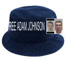 FREE ADAM JOHNSON - Custom Heat Pressed Short Brim Custom Bucket Hats - 961 08C8653B13A1
