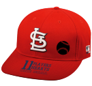 jesse - Custom Heat Pressed St. Louis Cardinals- Official MLB Hat for Little Kids Leagues B8F89E9B1D10