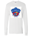 ku5time - Custom Heat Pressed Hanes Longsleeve T-shirt 5286 B44725129C7B