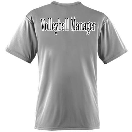 Manager Augusta Adult Performance Wicking T Shirt 790
