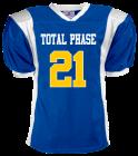 new DISCONTINUED Adult Steelmesh Football Jersey - Teamwork Athletic -1327