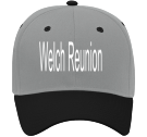 db93006f980 Welch Reunion Est. 1946 - Custom Heat Pressed Baseball Hats Cheap 19-536  B3C1746E022C