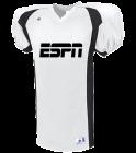 ESPN-Black Ohio State Adult Football Jersey