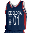 wqewqe - Custom Heat Pressed Youth Basketball Jersey - Jammer Series - Teamwork Athletic - 1483 B304590A0040