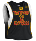 Walter Francis White PS 41 Thatford Express ALT-W.F.W - Custom Embroidered Youth Basketball Jersey - Buzzer Beater Series - Teamwork Athletic - 1489 7524ACF67DD7