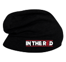 In The Red - Custom Embroidered Hipster Slouch  Beanie   - 146_1069 30B1A1304E5A