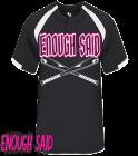 ENOUGH-SAID Adult Baseball Jersey