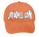 JayOdell.com - Custom Heat Pressed Low Pro Style Otto Cap 18-202 90A420125650