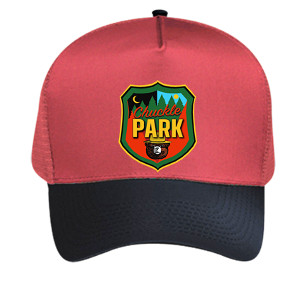 chuckle hat one - Custom Embroidered Otto Trucker Hat 32-286 14D6E2595EAE 50ae331a0a3