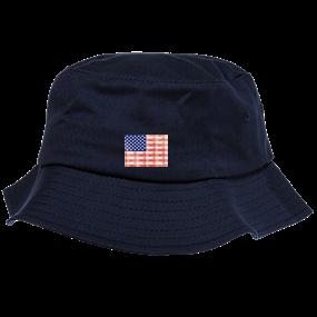 c81a5d5e America lax hat - Custom Screen Printed Bucket Hat - 5003 One Size Fits All  0D2F13D385BFA