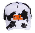 Little-Caesars James Cow Brown Pro Style Pre Printed Otto Cap