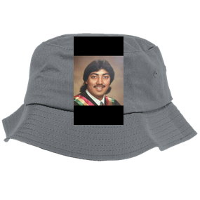 a18d6e69157 Mullet - Custom Heat Pressed Bucket Hat - 5003 One Size Fits All  8B21D04FFD92A