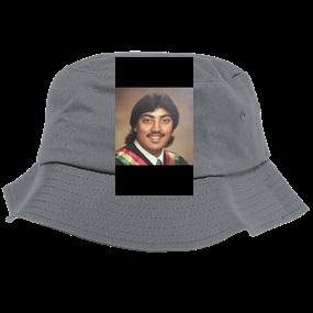 Mullet - Custom Heat Pressed Bucket Hat - 5003 One Size Fits All  8B21D04FFD92A 5867e71528b