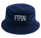 Cops are mental - Custom Heat Pressed Short Brim Custom Bucket Hats - 961 4D14D576C876