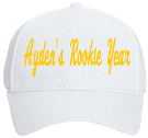 Aydens-Rookie-Year-01 Low Profile Otto A-Flex Stretchable Otto Cap