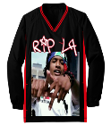 Rip LA-Free Rondo -Free Rondo-Free Rondo-#9 - Custom Heat Pressed Youth Customized Wind Shirt - YST62 E7D7C2CFB97D