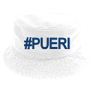 #PUERI - Custom Embroidered Short Brim Custom Bucket Hats - 961 F7D60E6C00B5