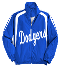 Dodgers-Dodgers-Andalon-11 - Custom Heat Pressed Youth Customized Colorblock Raglan Jacket  - YST60 72D0D0F0E7BC