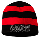 NELSONGANG - Custom Heat Pressed Striped Bumble Bee Beanie - 82-1053 6C704EFD7567