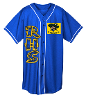 R-H-S-1-9-19-Drewskii - Custom Embroidered Youth Full Button Wicking Mesh Jersey  - 594 65DCA4639FC5
