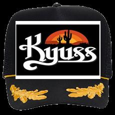 696efadb3e1 Kyuss desert rock - Custom Heat Pressed Otto Trucker Hat 39-162 6F5A6A6D3153