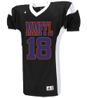 Dinges18-3 - Custom Heat Pressed Youth Football Jersey - 248100 1B5E7BF5FB04