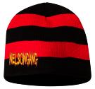 NG - Custom Heat Pressed Striped Bumble Bee Beanie - 82-1053 0AE02CE95717