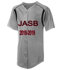 JASB-2018-2019-NATE-10 - Custom Heat Pressed Youth Full Button Baseball Jersey - NB4146 A7AF5D122083