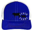 Lynch Farms - Custom Embroidered Cotton Twill Mesh Snapback - 112 CFEC5E6CEB31