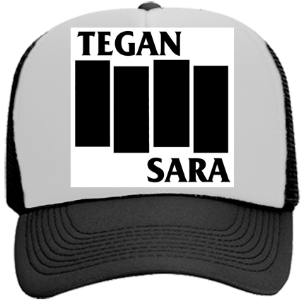 aa6dad7f1 TnS Black Flag - Custom Heat Pressed Mesh Trucker Hat 32-467