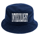 I n t o x i c o l o g i s t - Custom Heat Pressed Short Brim Custom Bucket Hats - 961 FA359E4F194A
