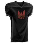 101 Minecraft - Custom Embroidered Adult Football Uniforms Express Shipped - 1353 44EE26006E2A