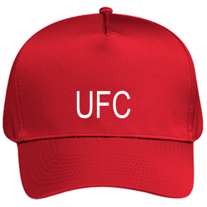 UFC - Custom Heat Pressed Pro Style Hat Otto Cap 31-069 0F0CACF4B1A0 5be14d1503d9