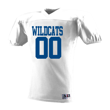 7b1919e119d WILDCATS-00 PLAYER-00 - Custom Heat Pressed Youth Intimidator Football  Jersey - 9511 Youth Small 6E3D26BA9CF7A