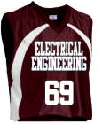 ELECTRICAL-ENGINEERING-69 - Custom Heat Pressed Adult Tip Off Basketball Jersey - Teamwork Atheletic - 1430 49D1D0C0A828