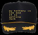 e0eb2dbf7d6 Oppy final message - Custom Screen Printed Otto Trucker Hat 39-162  67C7DD934DD2