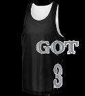 Jon-Smith Sportek Adult Reversible Basketball Jersey