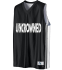Uncrowned-01-Dimaunahan-JV-0 - Custom Heat Pressed Youth Basketball Jerseys & Uniforms Reversible - 756 F0D147B51129
